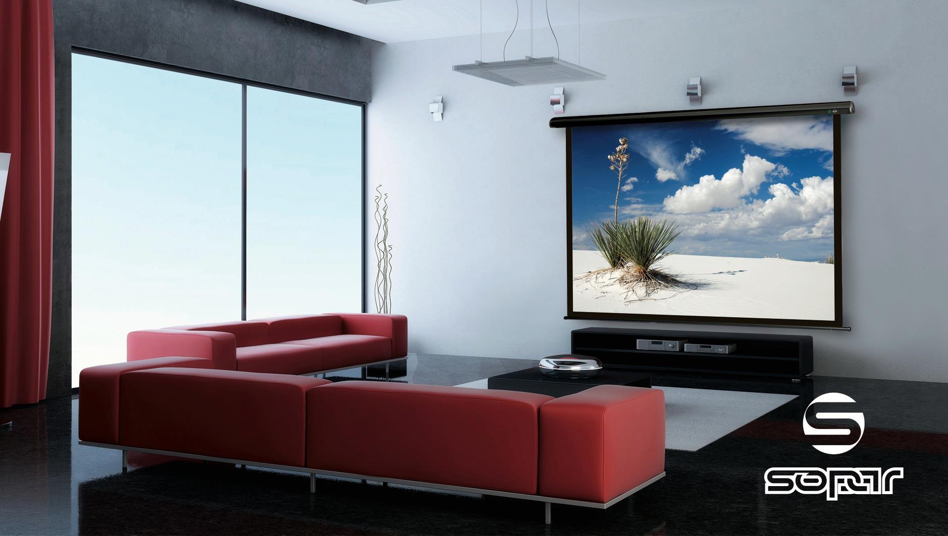 Sopar schermi proiezione