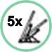 5 Posizioni
