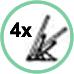 4 Posizioni