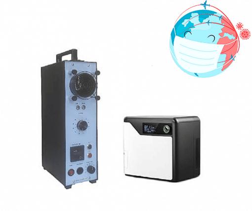 Generatore ozono 500 metri cubi