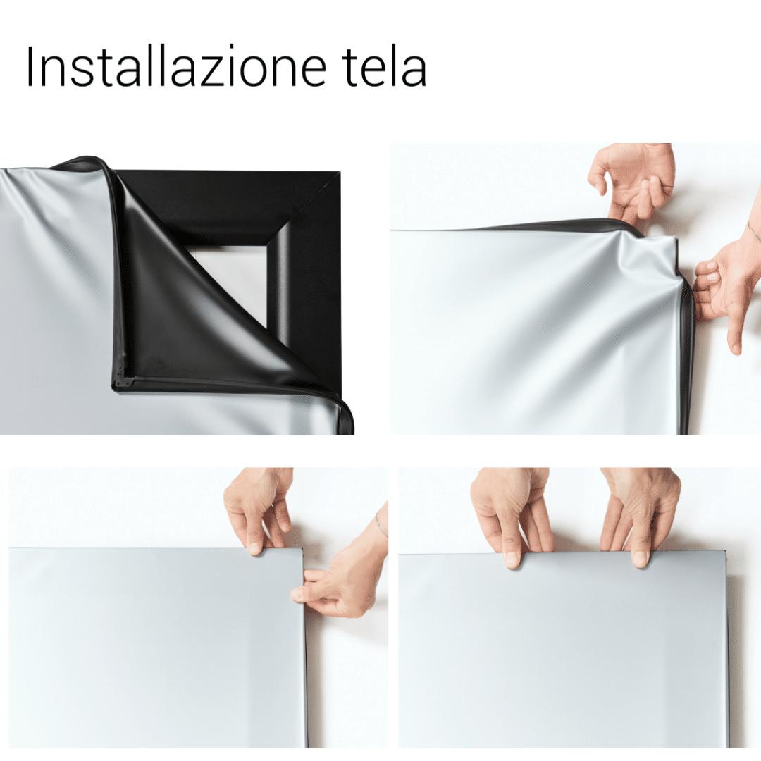 Tela per schermo