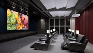 Schermo da proiezione Home Cinema
