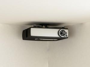 Supporto da soffitto per proiettori